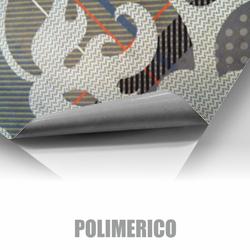 Adesivo polimerico per superfici piane