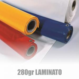 Striscioni 280 Gr Laminato