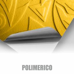 Adesivi per superfici piane polimerico