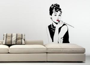 foto di adesivi o scritte per pareti