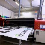 Questa è una delle nostre stampanti MUTOH di ultima generazione
