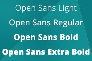 opensans-font