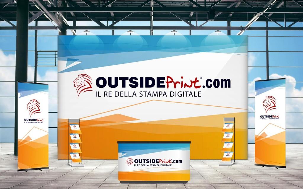 allestimenti per stand personalizzabili online