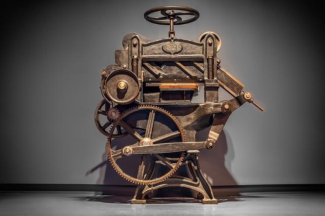 macchina-stampa-tipografica