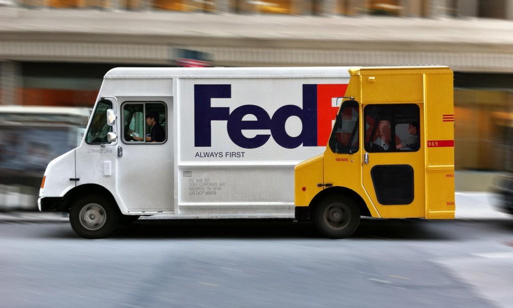 FedEX guerrilla marketing