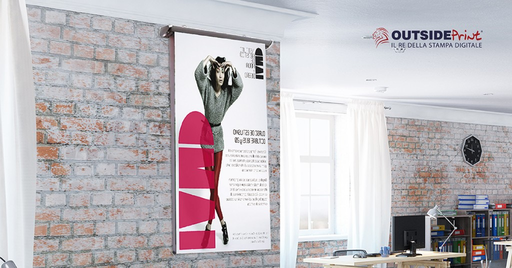Roll-up a parete