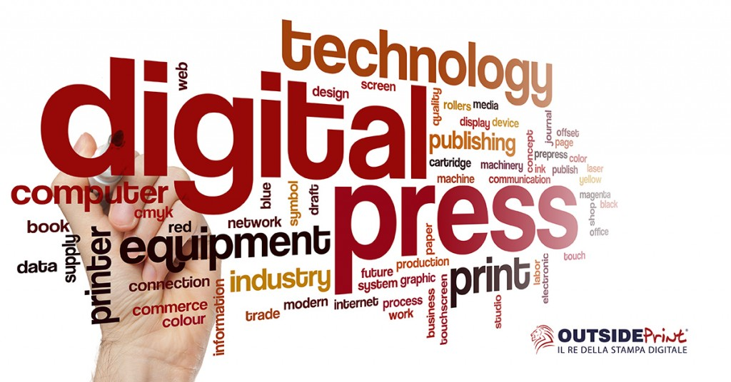 Stampa digitale online