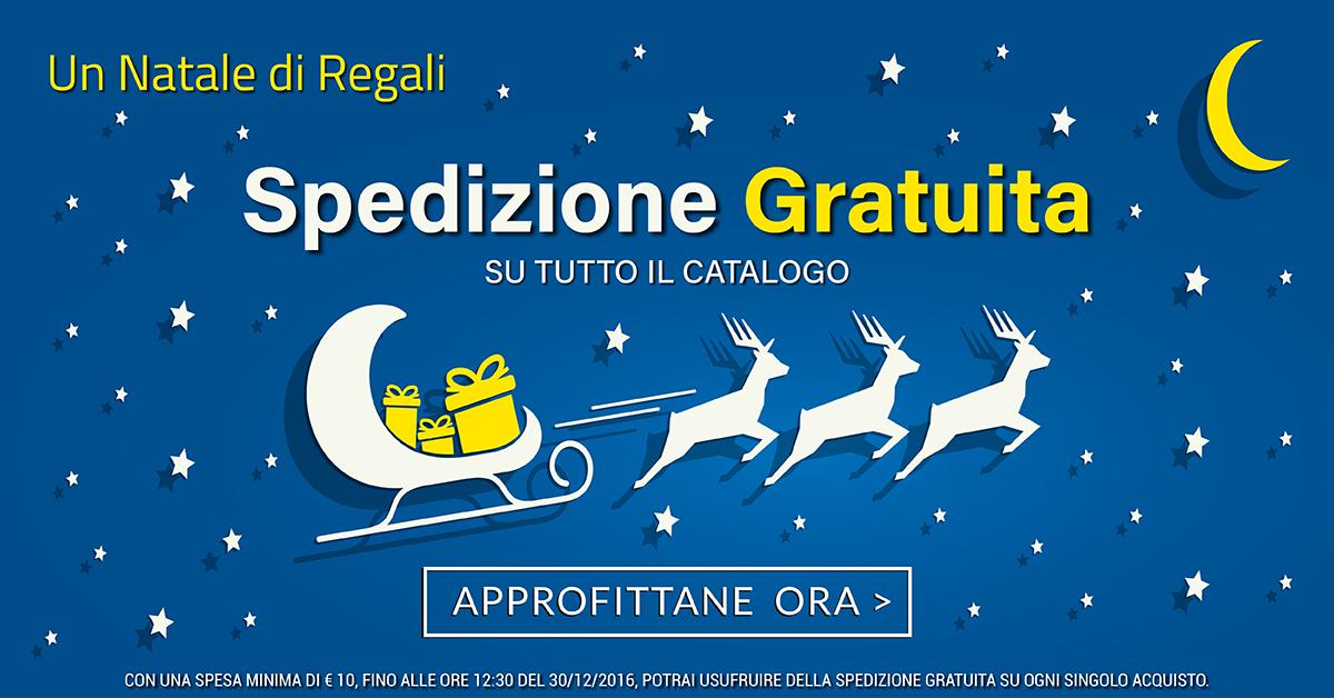 Natale spedizione gratuita HP7