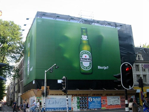 heineken pubblicità