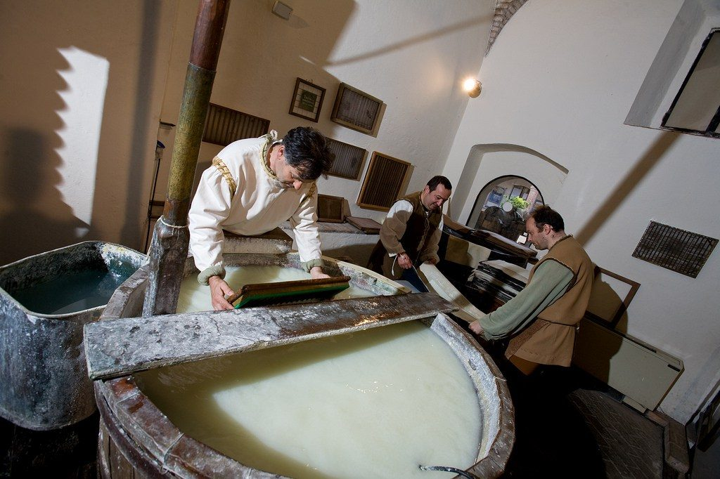 museo carta italia