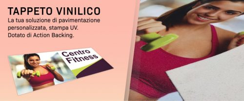 tappeto vinilico Outsideprint.com