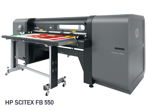 hp scitex fb 550