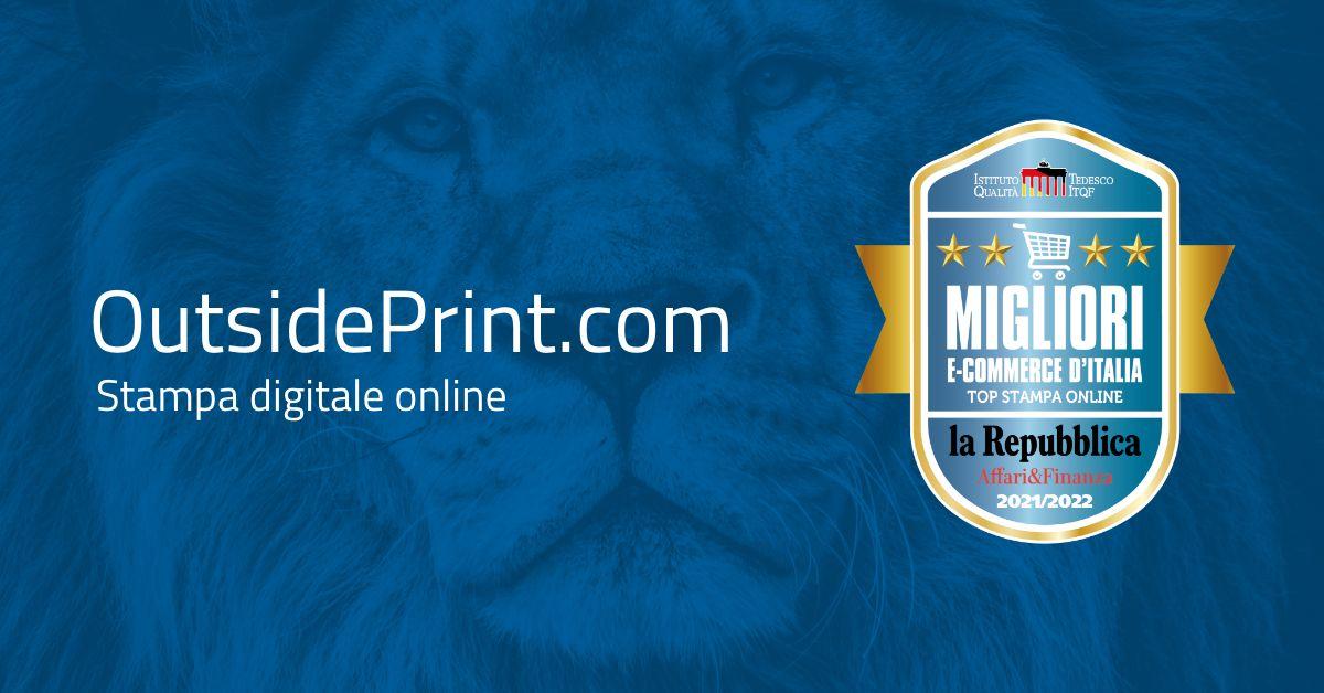 Top Shop nella categoria stampa online.